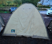 Tent Camping Canvas